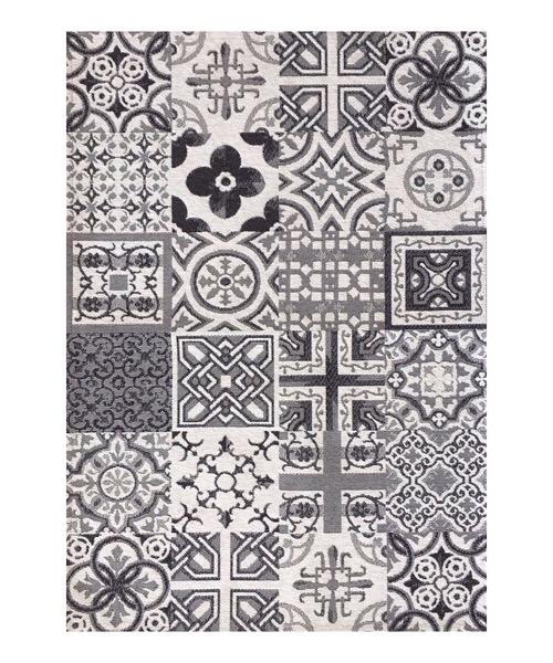 Tappeto MUSA GRIGIO 55 x 110 Sobel