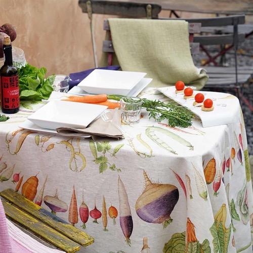 Tovaglia Vegan in lino 160 x 230